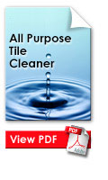 All Purpose Tile Cleaner Cleaner
