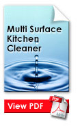 Multi Surface Kitchen Cleaner
